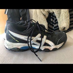 ASICS field hockey turf sneakers